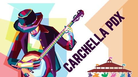 Oaks Park Drive-In Concert Series: Carchella PDX