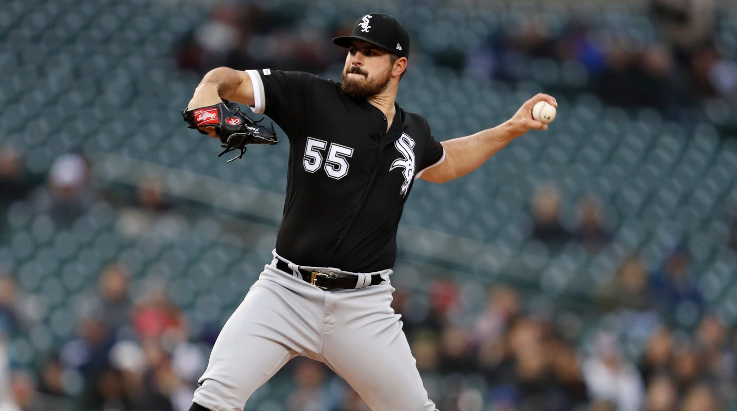 Seeking pitching help, Cubs will take a look at Carlos Rodon