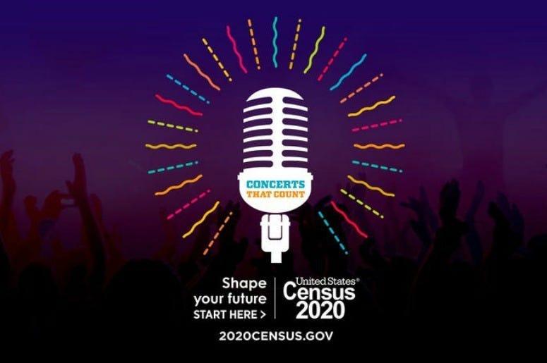 RADIO.COM Concerts That Count Census 2020