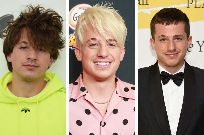 Charlie Puth Names His 5 Most Iconic Hairstyles Of 2018