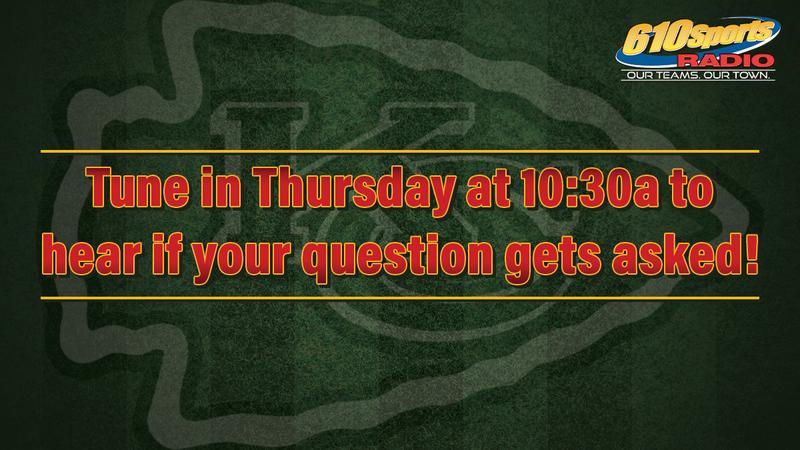 Chiefs Q&A