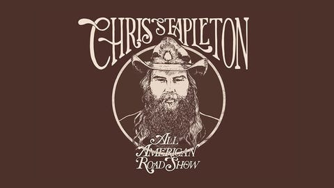 Chris Stapleton in Atlanta