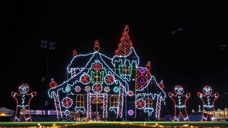 Holiday Magic at Washington State Fairgrounds