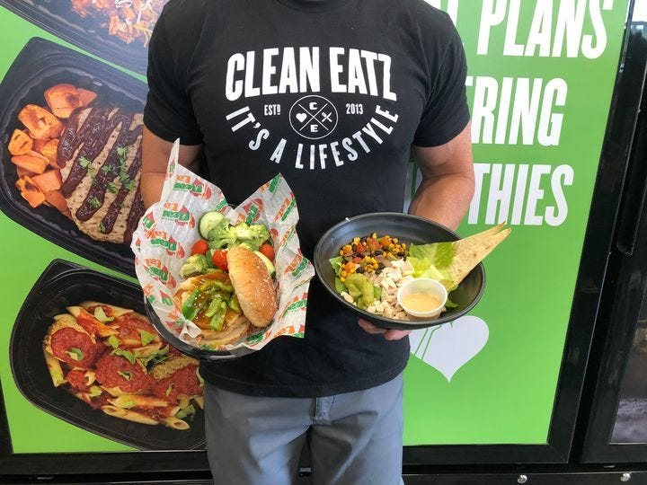 Clean Eatz allows people to eat healthier and live a healthy life.