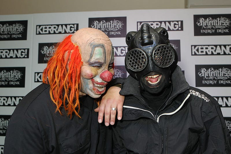 Slipknot Percussionist Shawn 'Clown' Crahan's Daughter Dies