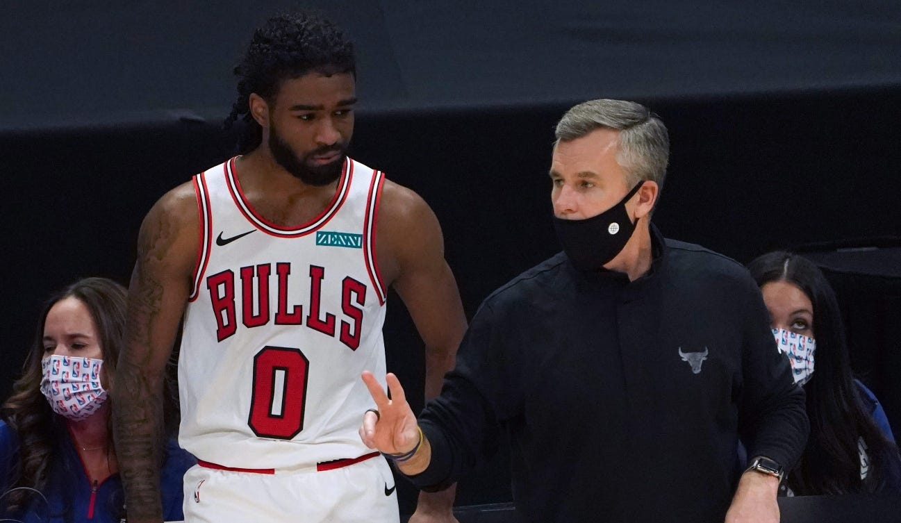 Westerlund: Having placed Coby White in an awkward situation, Bulls are living with the growing pains
