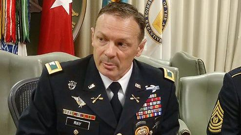 Former 1st Special Forces Group commander arrested for domestic violence