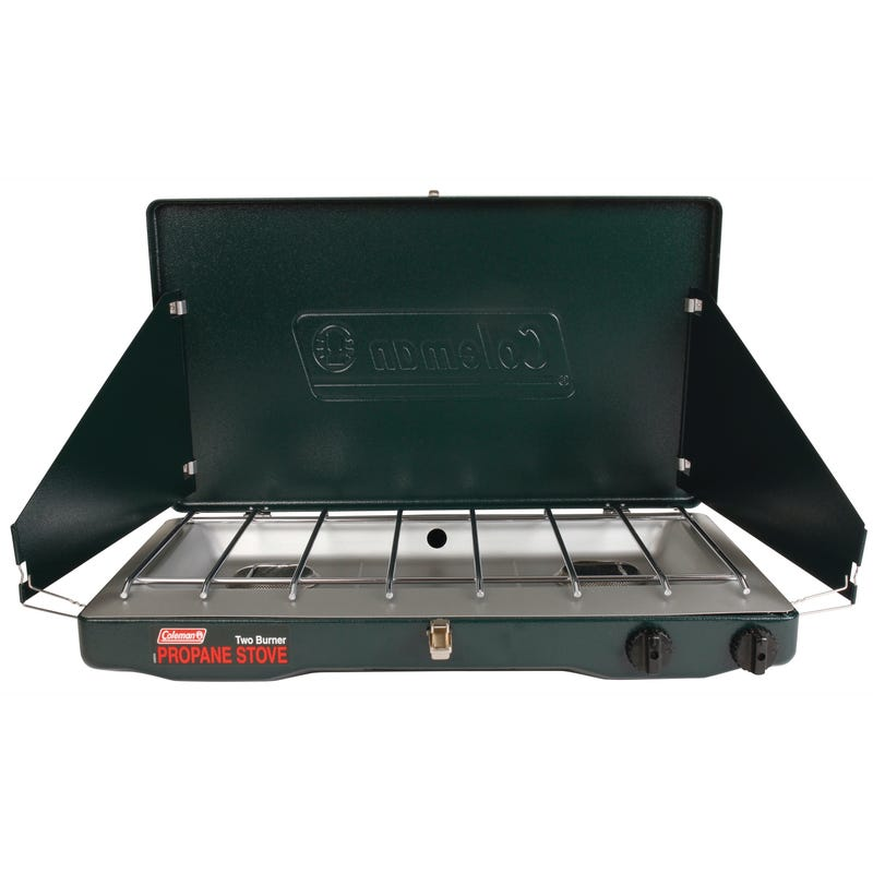 Coleman Classic Propane Two-Burner Camping Stove