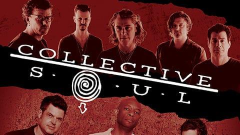 Collective Soul, Better Than Ezra, Tonic