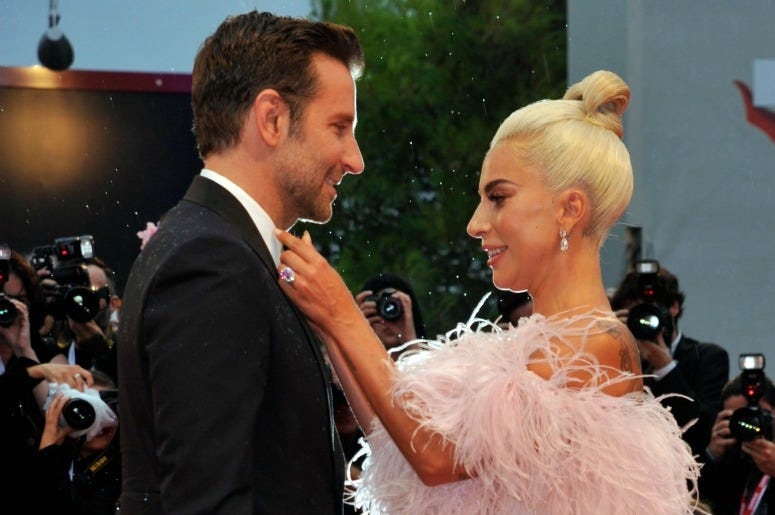 How Lady Gaga And Bradley Cooper Bonded Over Leftover Pasta