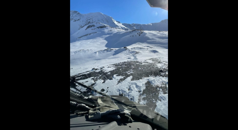 Alaska Army National Guard rescues 3 hunters from avalanche