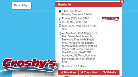 Crosby's Convenience Stores