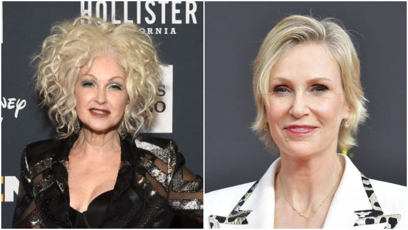 Cyndi Lauper, Jane Lynch