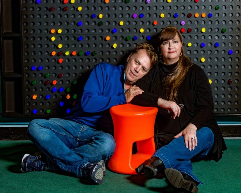Ron and Karen