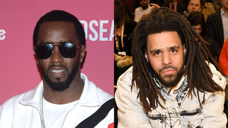 Diddy and J. Cole
