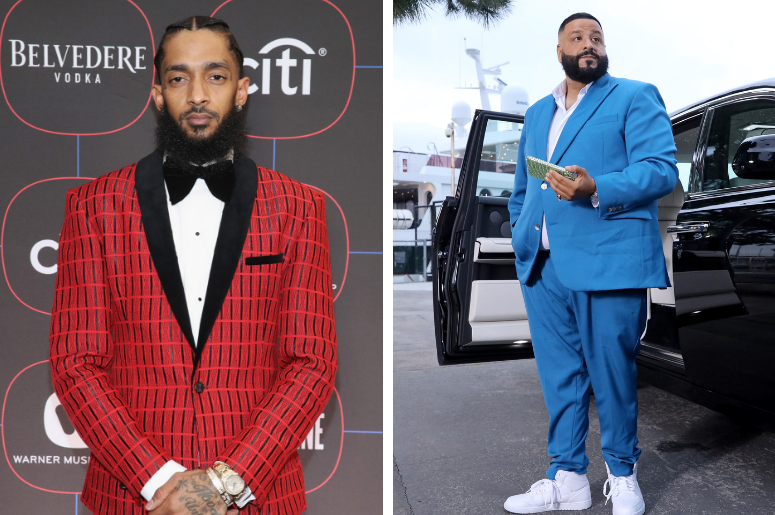 "Nipsey Hussle Foreshadows His Fate In DJ Khaled's ""Higher"""