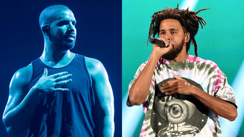 Drake and J. Cole