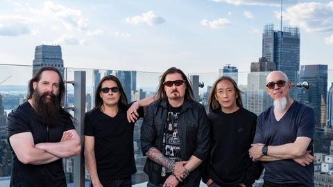Dream Theater - Top of the World Tour