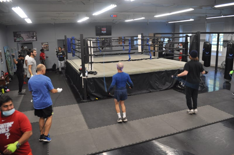 Witherspoon Boxing and Fitness in Bristol Borough, Pa.