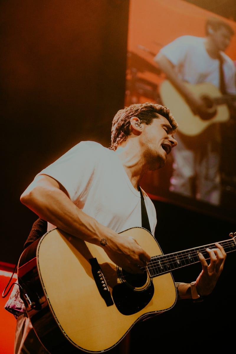 John Mayer plays Wells Fargo Center, Philadelphia, PA