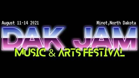 DAK JAM Music & Arts Festival