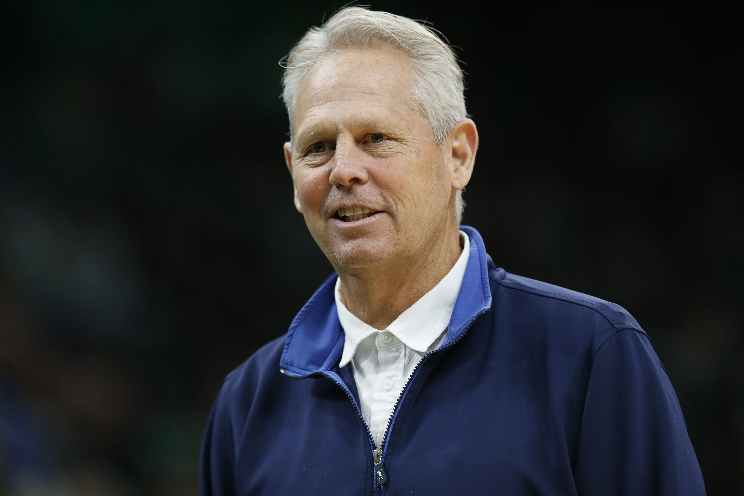 Boston Celtics general manager Danny Ainge reportedly has numerous NBA GMs upset because of his approach toward trading guard Kemba Walker despite a knee injury.