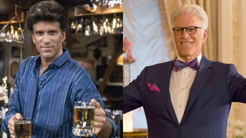 "Ted Danson on ""Cheers"" and ""The Good Place"""
