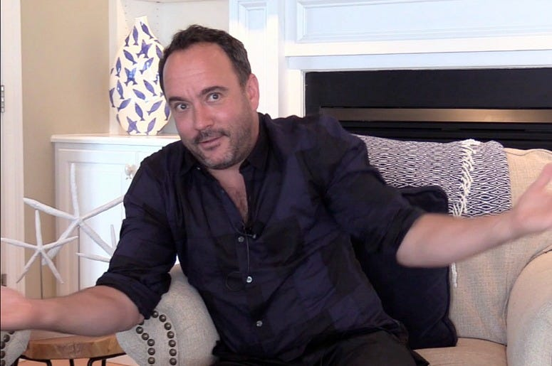 EXCLUSIVE: Dave Matthews Shares What Will Be Written on His Gravestone