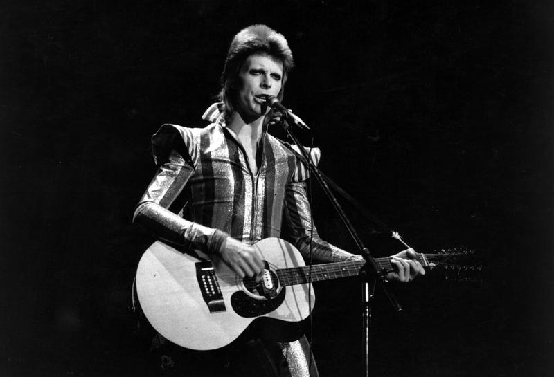 David Bowie performs his final concert as Ziggy Stardust at the Hammersmith Odeon, London. The concert later became known as the Retirement Gig.