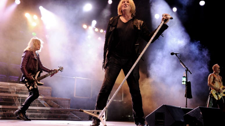 Watch Def Leppard's New Video For 'Personal Jesus' Cover