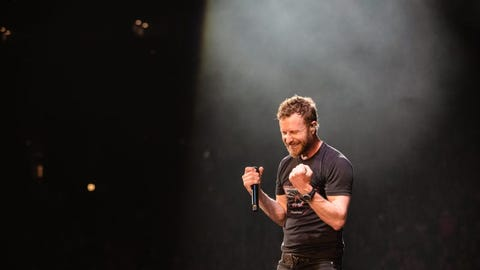 Dierks Bentley Returns to San Diego