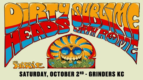 Dirty Heads & Sublime with Rome
