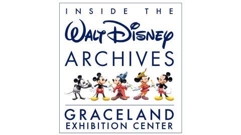 Inside Walt Disney Archives