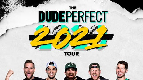 The Dude Perfect 2021 Tour