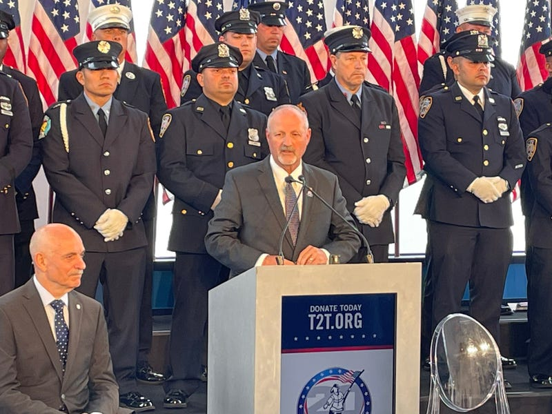 Tunnel to Towers CEO and Chairman Frank Siller
