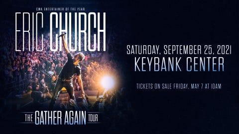 Eric Church - The Gather Again Tour