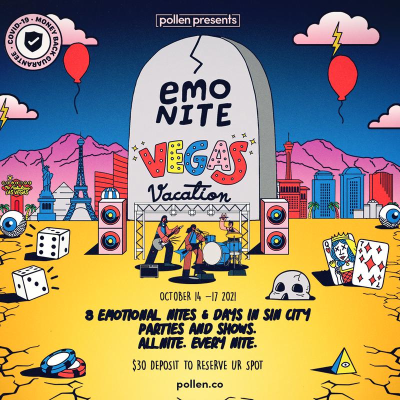 Emo Nite Vegas Vacation