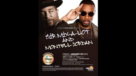 HOT 103.7 Presents: Montell Jordan w/ Sir Mix-a-Lot