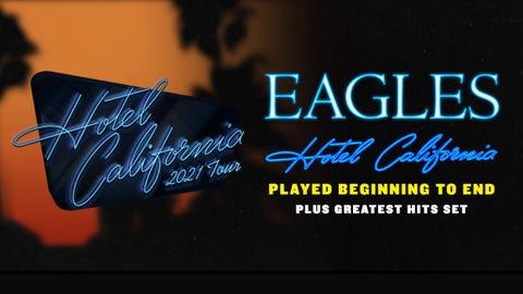 Eagles - Hotel California Tour - Day Two