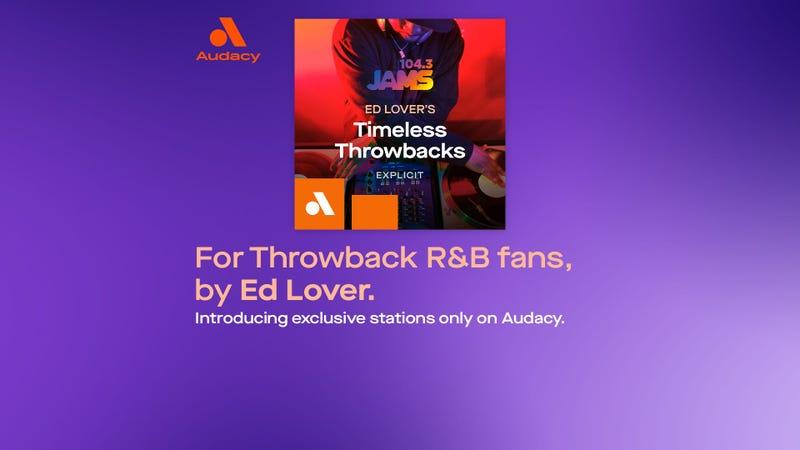 Ed Lover's Timeless Throwbacks