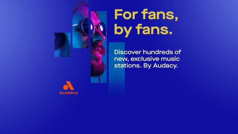 Audacy Exclusive Stations