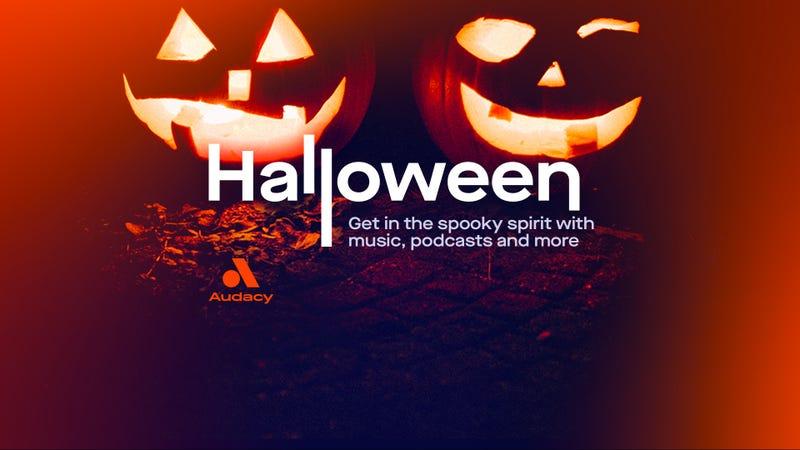 Audacy Halloween
