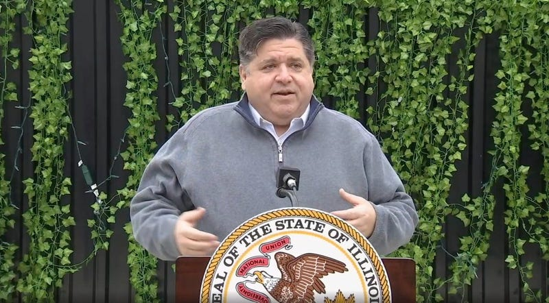 With stricter mitigation measures in effect throughout Illinois, Governor Pritzker is urging small businesses to take advantage of new financial aid.