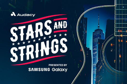 Audacy's Stars and Strings presented by Samsung Galaxy