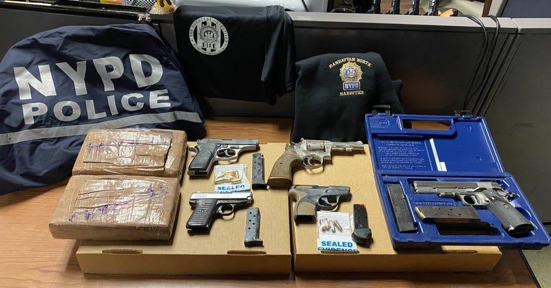 14 arrested in Harlem drug ring