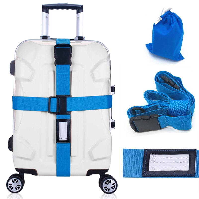 Epicgadget Adjustable Luggage Strap