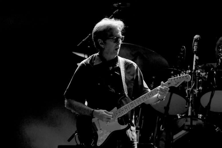 Eric Clapton White Christmas.Eric Clapton Releases Video For White Christmas