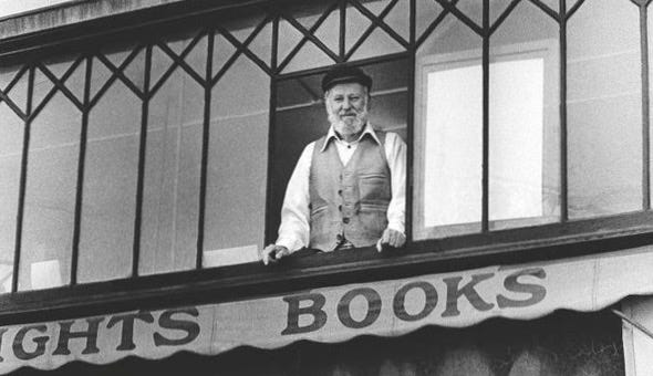 Beloved owner of City Lights Booksellers and Publisher in San Francisco, Lawrence Ferlinghetti, dies at 101