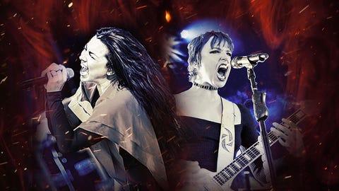Evanescence + Halestorm in ATL