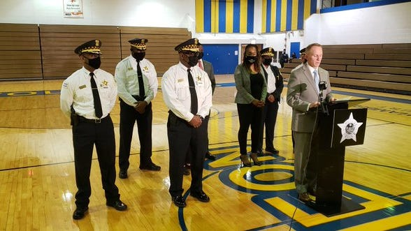 'We need a lot of help with this case': Police seek help finding suspects in fatal shootings of 2 Simeon students